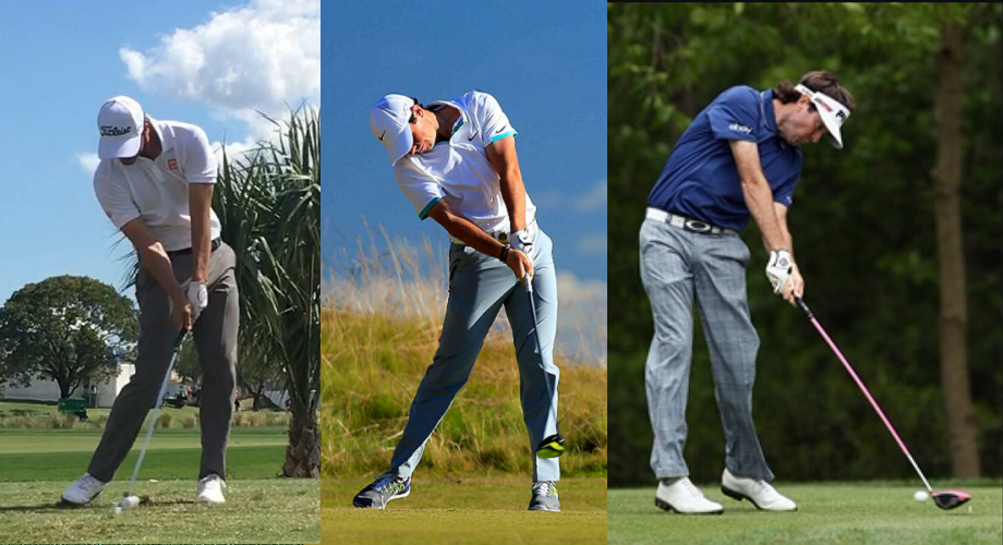 How To Flatten Your Driver Swing Golf